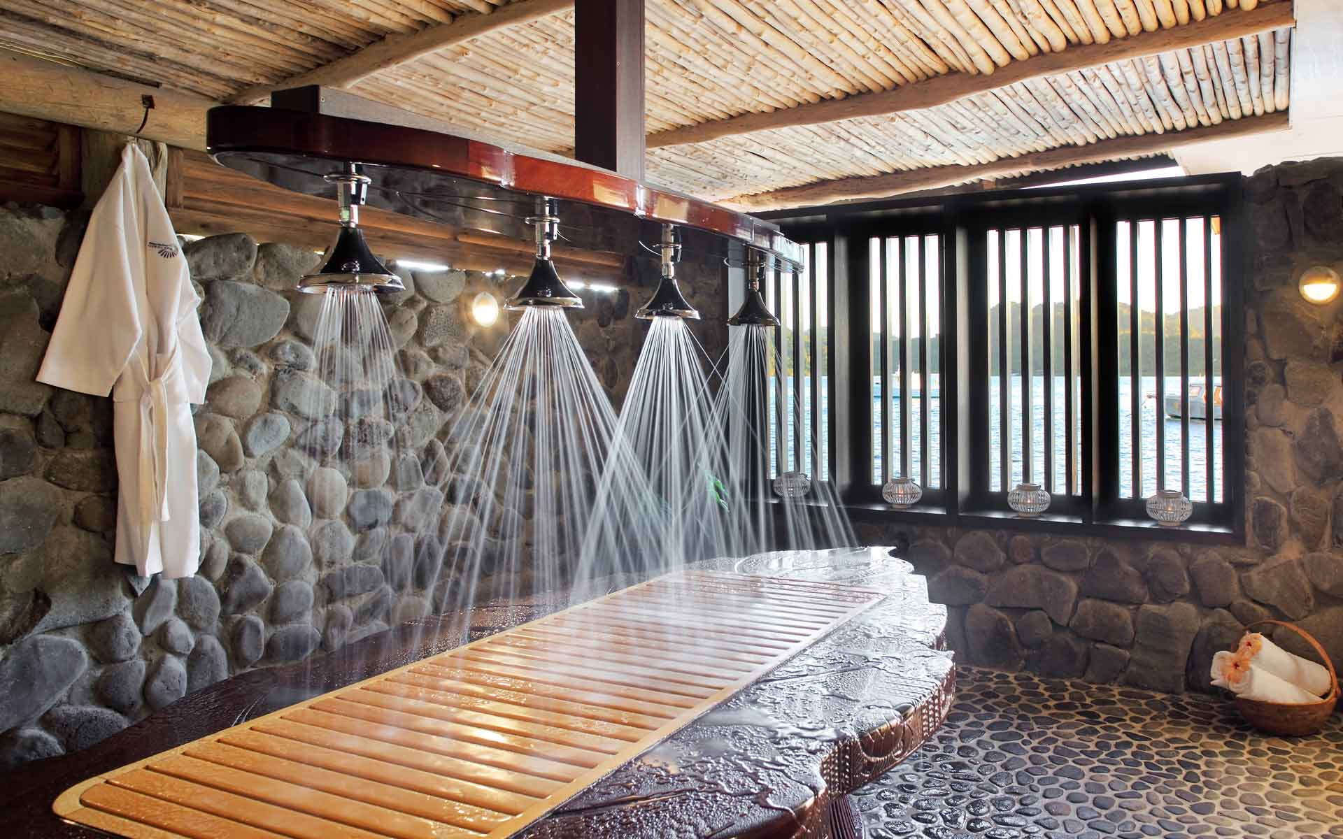 Luxury Spa Fiji - Matangi Private Island Resort Fiji
